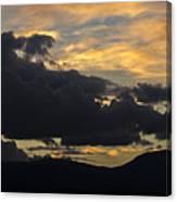 Sunset Study 5 Canvas Print