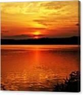 Sunset Xxiii Canvas Print