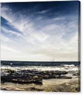 Sunshine Coast Landscape Canvas Print