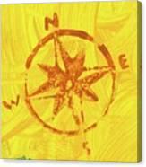 Sunshine Directions Canvas Print
