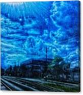 Sunstruck Canvas Print