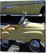Super Buick Toy Car Canvas Print
