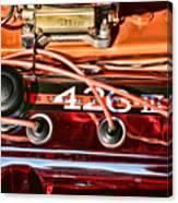 Super Stock Ss 426 IIi Hemi Motor Canvas Print
