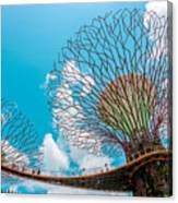 Super Tree Grove- Gardens By The Bay Canvas Print