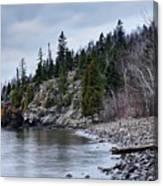 Superior Cliffs Canvas Print