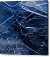 Superior Ice Canvas Print