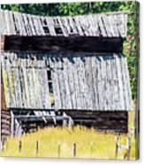 Superior, Montana 4 Canvas Print
