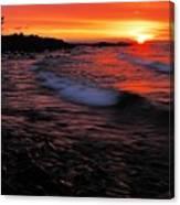 Superior Sunrise 2 Canvas Print