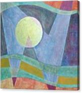 Superposition II Canvas Print