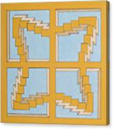Supersymmetric Phenomenology Canvas Print