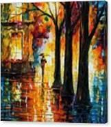 Suppressed Memories Canvas Print