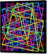 Supreme Sudoku1 - Negation Canvas Print