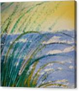 Surf And Sky Canvas Print