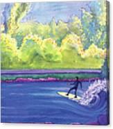 Surf Colorado Canvas Print