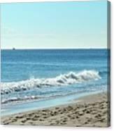 Surf Sounds 2 Canvas Print