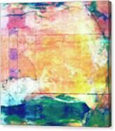 Surface Vector Canvas Print