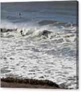Surfer 53 Canvas Print
