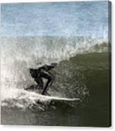 Surfing 151 Canvas Print