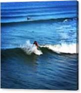 Surfing Boy  Canvas Print