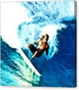 Surfing Legends 9 Canvas Print