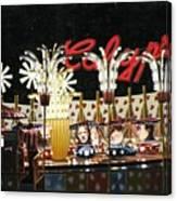 Surreal Carnival Canvas Print