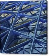 Surreal Dome Glass Canvas Print