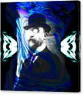 Surreal Satie, The Velvet Gentlemen Canvas Print