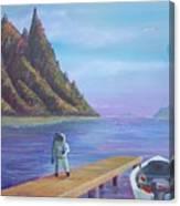 Surreal Seascape Canvas Print