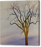 Surreal Tree No. 1 Canvas Print