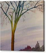 Surreal Tree No. 2 Canvas Print