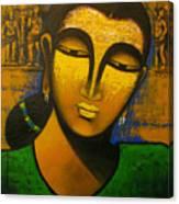 Sursundari 3 Canvas Print