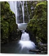 Susan Creek Falls Oregon 4 Canvas Print