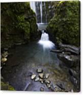Susan Creek Falls Oregon 5 Canvas Print