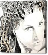 Susanna Wingarten Last Resort Of An Open Mind 2008 Canvas Print