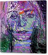 Susazan Canvas Print
