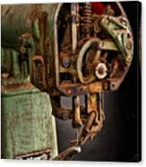 Suttan Sewing Machine Canvas Print