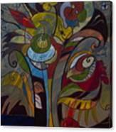 Suzane Canvas Print