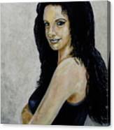 Suzette Canvas Print