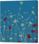 Suzy's Meadow Canvas Print