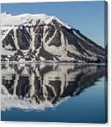 Svalbard Reflection 2 Canvas Print