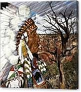 Sw Indian Canvas Print