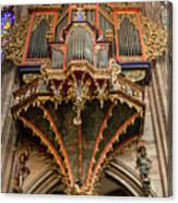 Swallows Nest Grand Organ Canvas Print