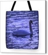 Swan Lake-tote Bag Canvas Print