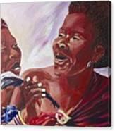 Swaziladies Canvas Print