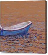 Swedish Boat Canvas Print