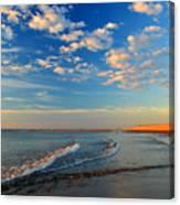 Sweeping Ocean View Canvas Print