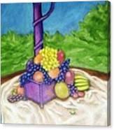 Sweet Bounty Canvas Print