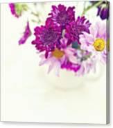 Sweet Bouquet Canvas Print
