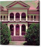Sweet Briar House Tint Canvas Print
