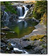 Sweet Creek Canvas Print